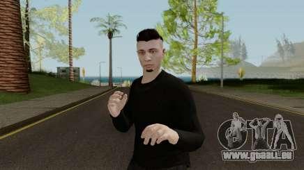 GTA Online Skin Random 5 pour GTA San Andreas