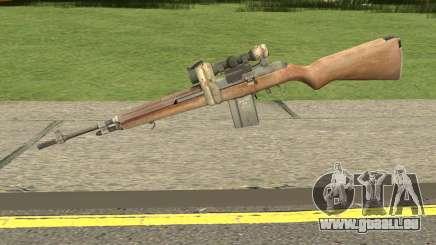 Bad Company 2 Vietnam M21 pour GTA San Andreas