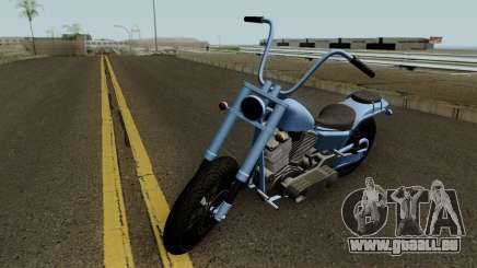 Western Motorcycle Daemon GTA V für GTA San Andreas
