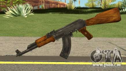 Uncharted Drakes Fortune AK-47 für GTA San Andreas