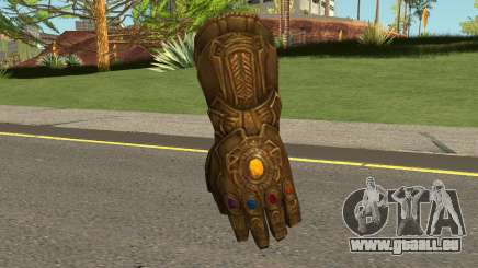 Thanos Glove pour GTA San Andreas