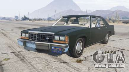 Ford LTD Crown Victoria 1987 für GTA 5