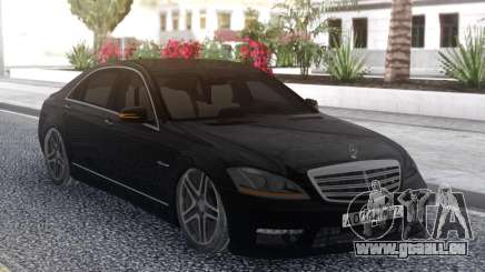 Mercedes-Benz W221 S65 AMG pour GTA San Andreas