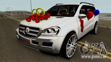 Mercedes-Benz GL (Wedding Car) für GTA San Andreas