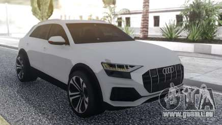 Audi Q8 2019 für GTA San Andreas