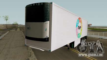 Remolque CLAP V.2 pour GTA San Andreas