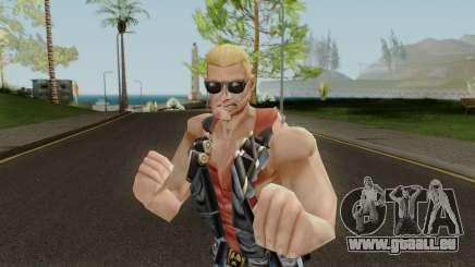 Duke Nukem Skin pour GTA San Andreas