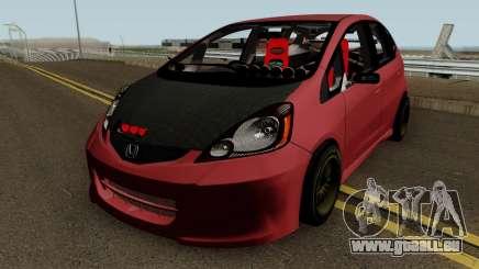 Honda Jazz Fit GE pour GTA San Andreas