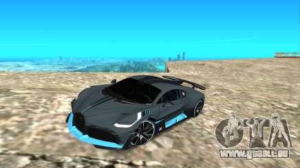 Buggati Divo IVF für GTA San Andreas
