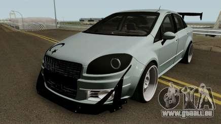 Fiat Alien Linea pour GTA San Andreas