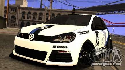 Volkswagen Golf GTI-R pour GTA San Andreas