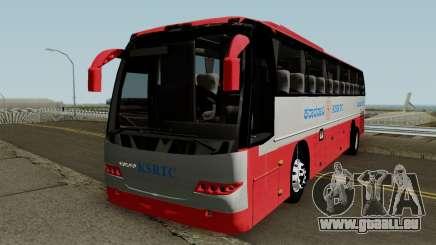 Volvo KSRTC Karnataka für GTA San Andreas