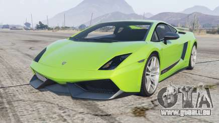 Lamborghini Gallardo LP 570-4 Superleggera 2010 für GTA 5