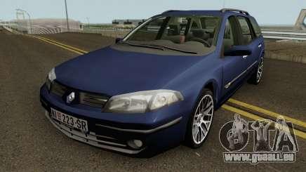 Renault Laguna Mk2 SW Facelift pour GTA San Andreas