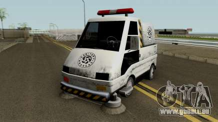 Sweeper IVF pour GTA San Andreas