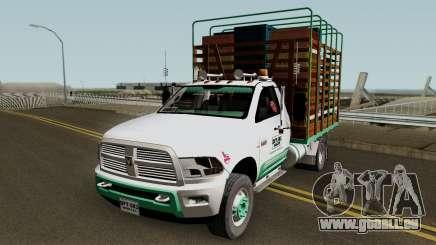 Dodge Ram 3500 (Sadlshit) pour GTA San Andreas