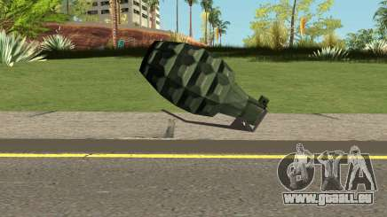 New Grenade HQ pour GTA San Andreas