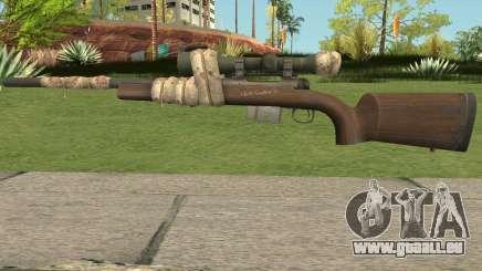 M40 Sniper Bad Company 2 Vietnam für GTA San Andreas