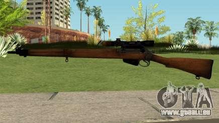 COD-WW2 - Lee-Enfield Sniper für GTA San Andreas