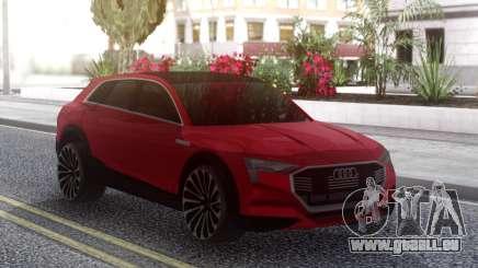 Audi E tron 2015 für GTA San Andreas