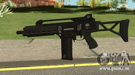M4 Lowriders DLC pour GTA San Andreas