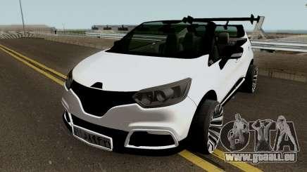 Renault CAPTUR SPORT für GTA San Andreas