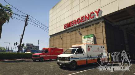 Medical Centers [.NET] 1.0 pour GTA 5