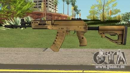 AK-17 Assault Rifle V2 pour GTA San Andreas