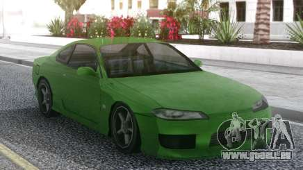 Nissan Silvia S15 1999 Sport für GTA San Andreas