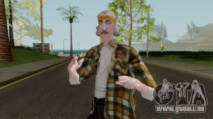 New LQ Truth pour GTA San Andreas