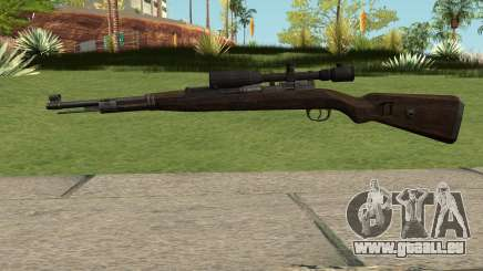 Mafia II K98K With Scope pour GTA San Andreas