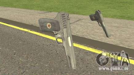 Bad Company 2 Vietnam Tokarev TT für GTA San Andreas