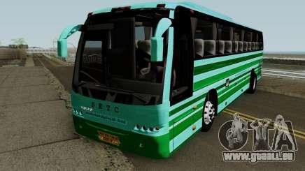 SETC VOLVO BUS für GTA San Andreas