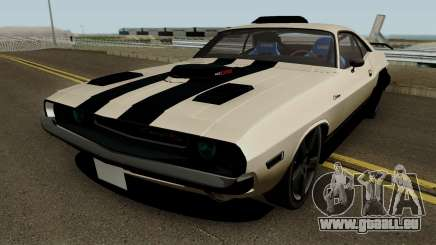 Dodge Challenger RT 1970 Tuned pour GTA San Andreas
