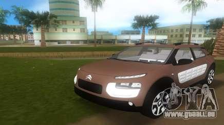 Citroen Cactus 2015 für GTA Vice City