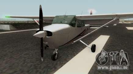 Vicenza Aeroclub C172N Skyhawk für GTA San Andreas