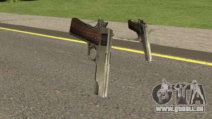 New Pistols HQ für GTA San Andreas