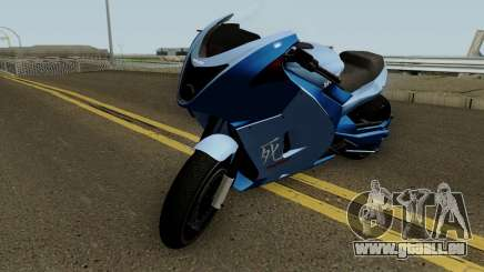 Shitzu Hakuchou Drag GTA V pour GTA San Andreas