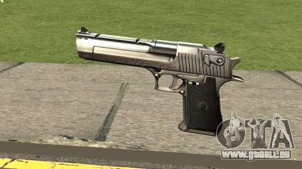 New Desert Eagle HQ pour GTA San Andreas