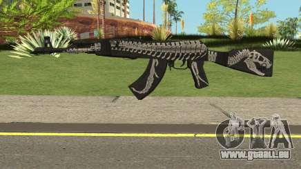 Battle Carnival AKM SKIN 2 für GTA San Andreas