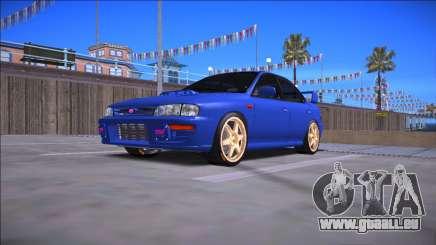 1995 Subaru Impreza WRX STI pour GTA San Andreas