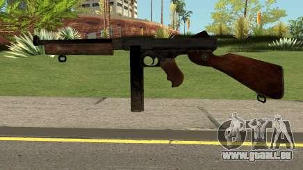 COD-WW2 - Thomspon M1 pour GTA San Andreas