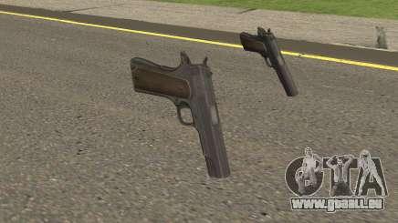 Colt M1911 Bad Company 2 Vietnam pour GTA San Andreas