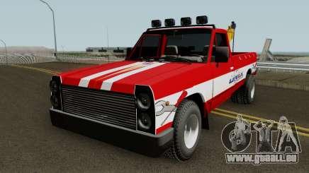 Unix Autoszerviz Vontato pour GTA San Andreas