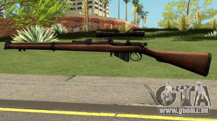 Cry of Fear - Lee-Enfield Sniper für GTA San Andreas