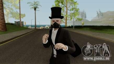 SKIN GTA ONLINE 02 pour GTA San Andreas