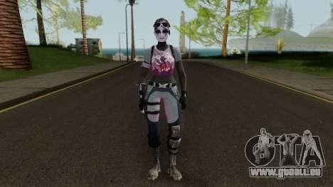 Fortnite: Dark Bomber für GTA San Andreas zweiten Screenshot
