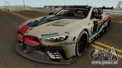 BMW M8 GTE 2018 für GTA San Andreas