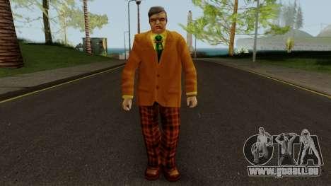 PS2 LCS Beta R.C Hole für GTA San Andreas zweiten Screenshot