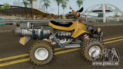 Fortnite Quadcrasher pour GTA San Andreas